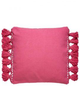 Tassel Yorkville Pillow in Shocking Pink design by Kate Spade