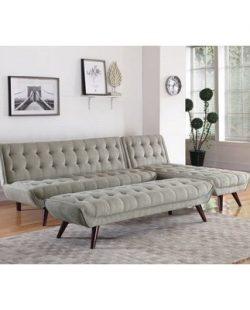 Bromyard Convertible 3 Piece Living Room Set