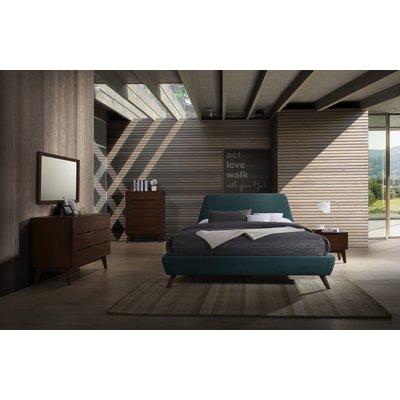 Drumnacole Platform 5 Piece Bedroom Set Size: Queen