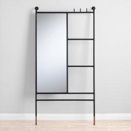 Leaning Ladder Mirror by World Market