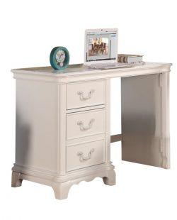 Acme Furniture Ira Desk, White
