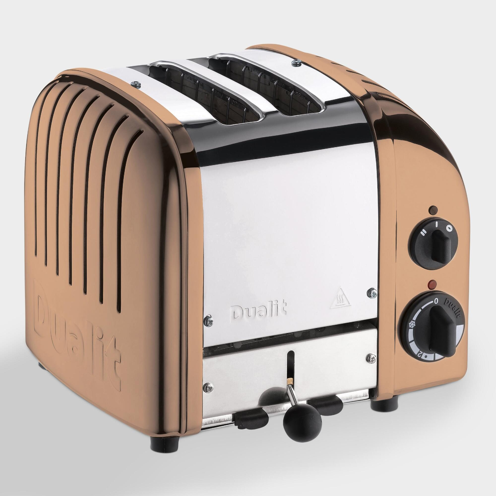 Dualit Copper New Generation Classic 2 Slice Toaster by World Market