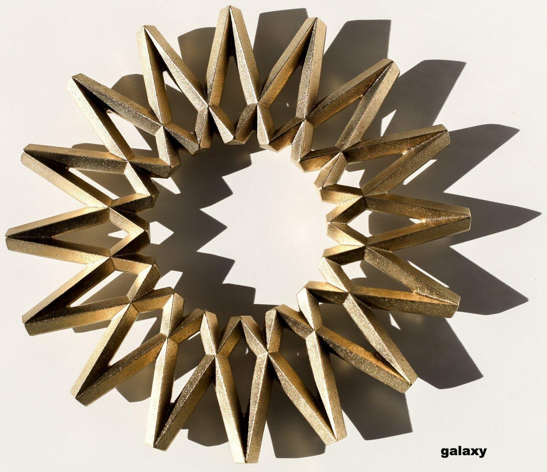 Brass Trivets by Futagami