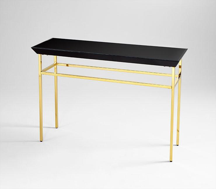 Calzada Console Table design by Cyan Design