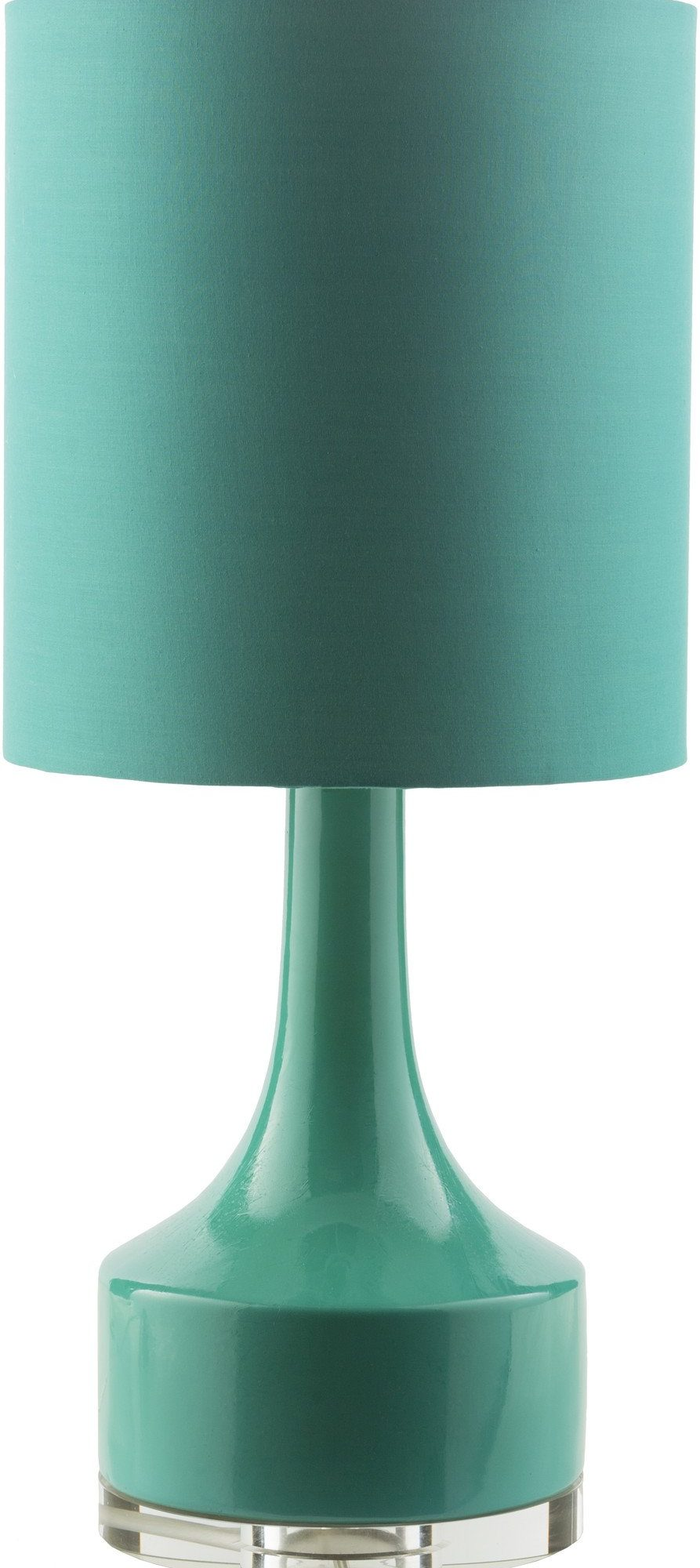 Farris Table Lamp in Green design by Surya
