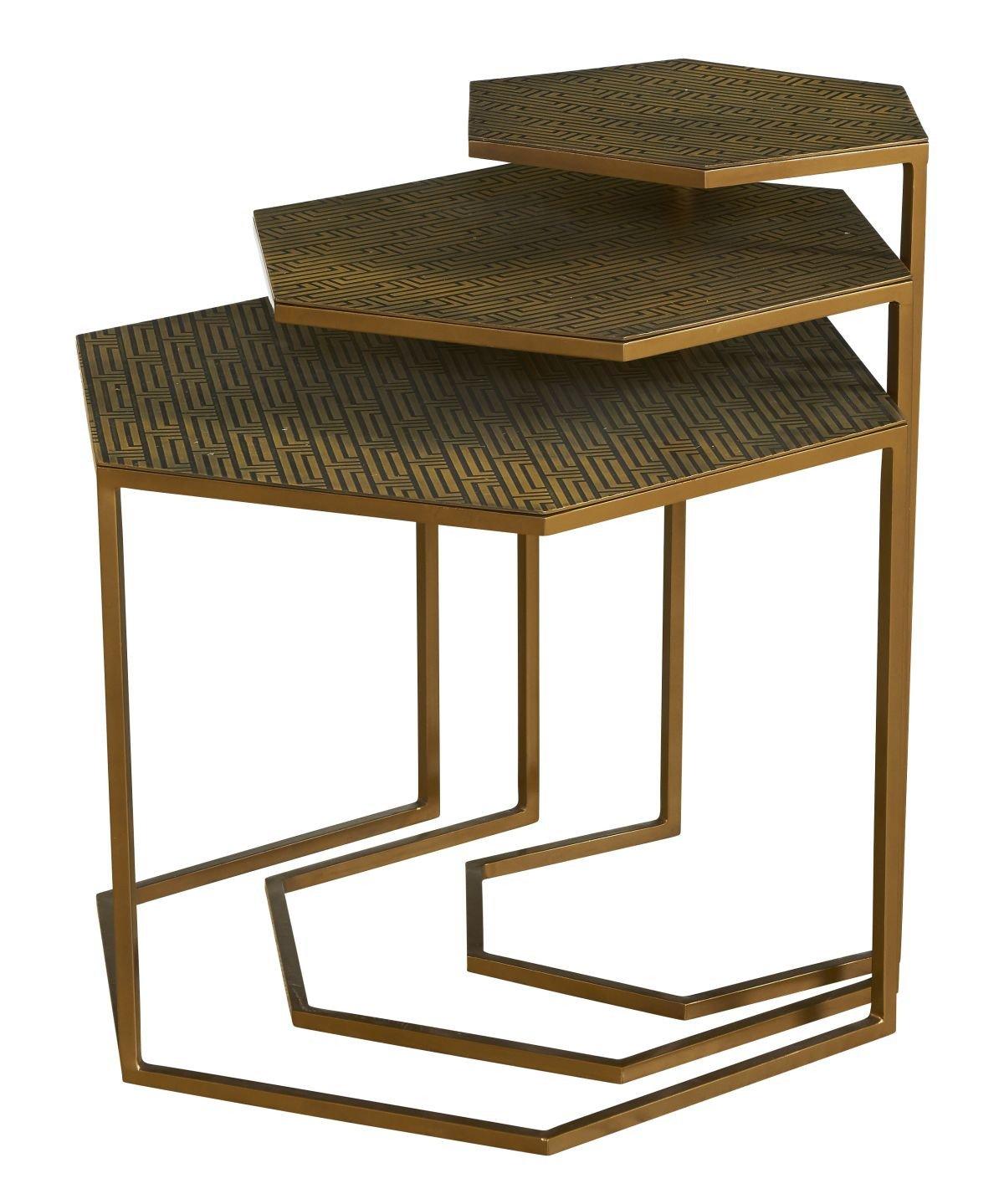 Sydney Mod STEPS Table Series designed by Florence Broadhurst