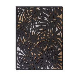 Benzara 65567 Well-designed Metal Wood Wall Decor