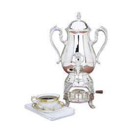 Reed & Barton 'Burgundy' Silvertone Metal Coffee Urn